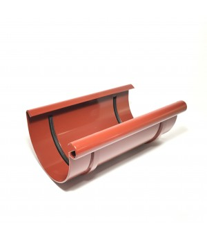 Муфта жёлоба 125 мм