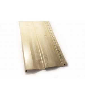 Сайдинг металлический, корабельная доска без наката 0,45 мм (Корея)